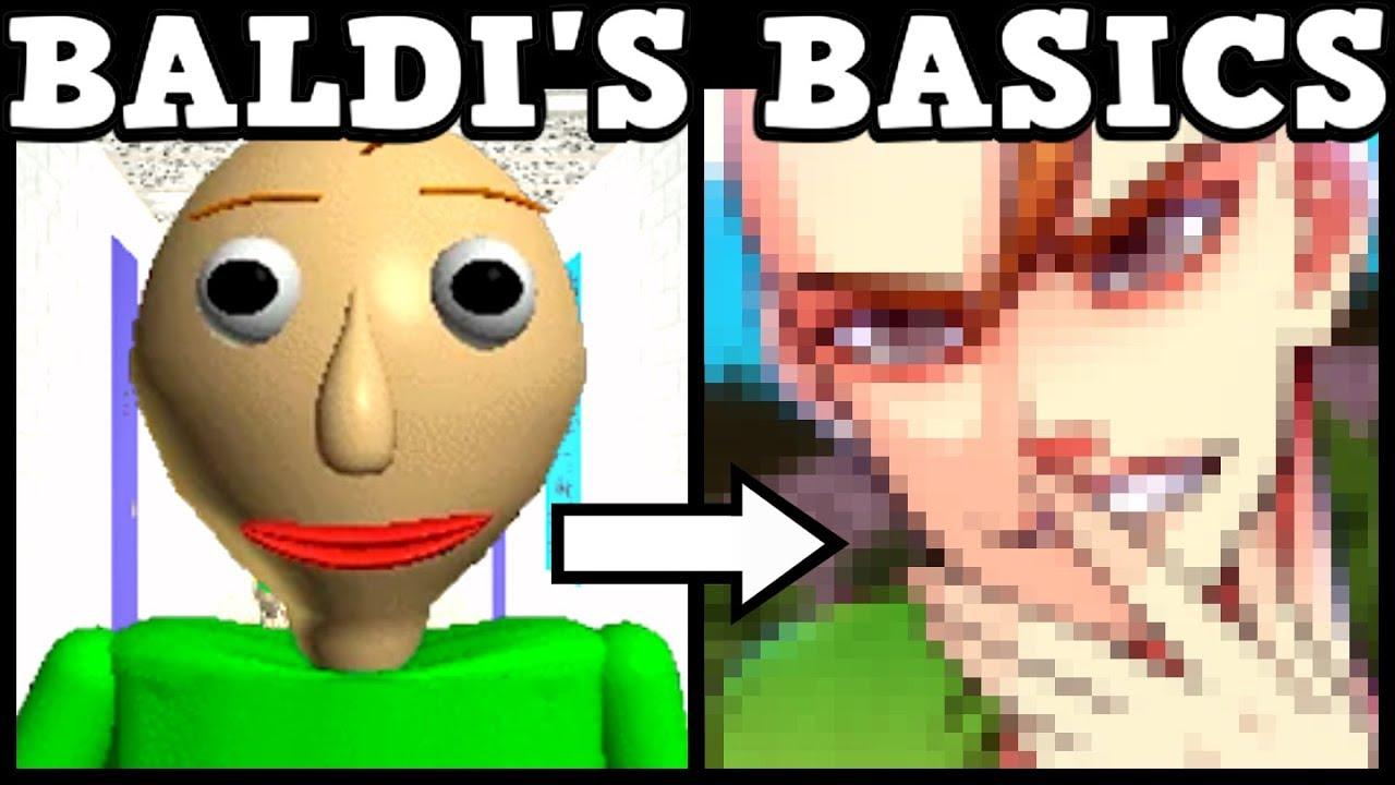 Baldis Basics Cringe Art