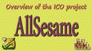 AllSesame / ICO overview of the company.