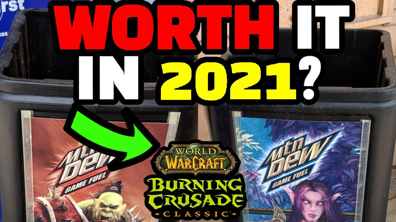 Is TBC Classic worth playing in 2021?