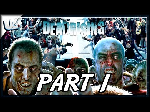 Dead Rising Remastered | Gameplay Walkthrough Part 1 | PS4