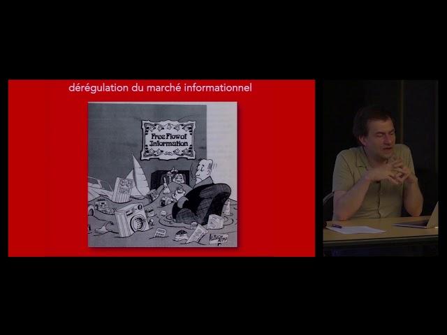 Dominique Cardon : « Les infox et les nouveaux circuits de l'information numérique »