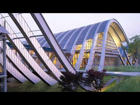 Architecture Of Zentrum Paul Klee