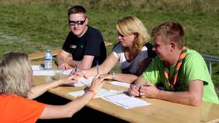 Scout-In17 Workshops zaterdag