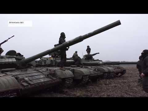 """""""Підняли по тривозі серед ночі"""": як танкісти з протитанковим резервом вчилися відбивати ворожу атаку"""