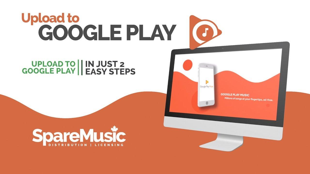 🖥️ HOW TO - Upload Music To Google Play Music Using SpareMusic com