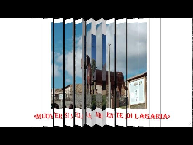 MUOVERSI NELL'AMBIENTE DI LAGARIA