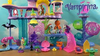 Vampirina Story: Vampirina Dream About My Little Pony Friendship Kingdom and MLP Friends