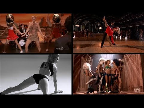 Best Dance Performances By Heather Morris Career