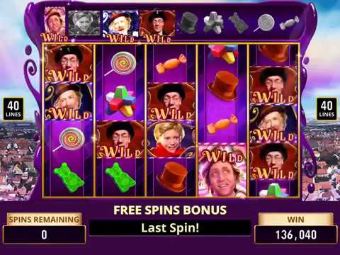 Willy wonka penny slot machine tenets of communication by gamble and gamble