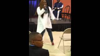 LeLe Patrice SINGING: You still love me! Tasha Cobbs