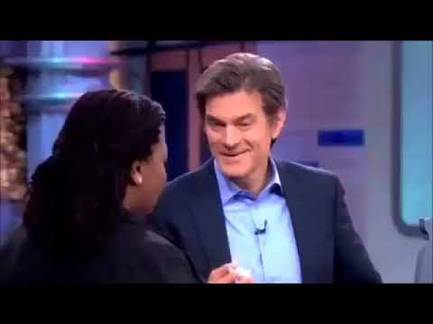 Dr. Oz Quick Talk On Weight Loss With Forskolin