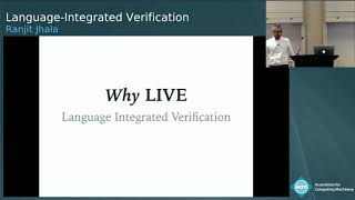 Language-Integrated Verification