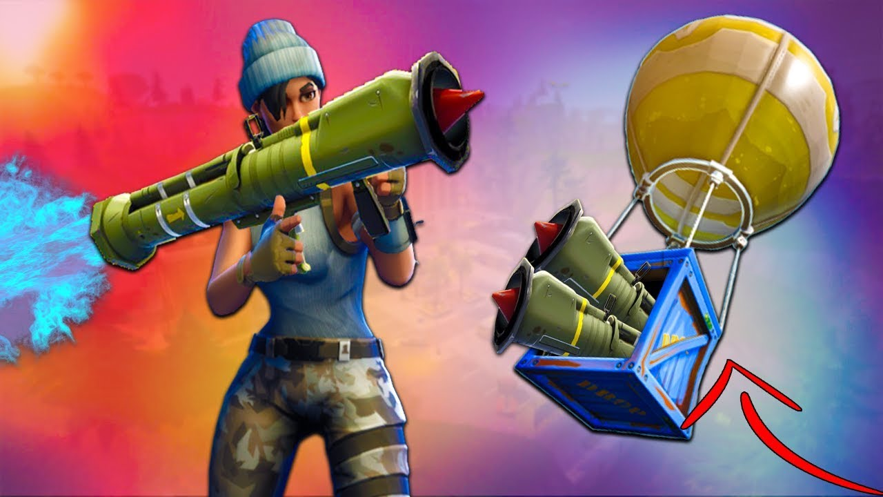 how to get the guided missile launcher in fortnite