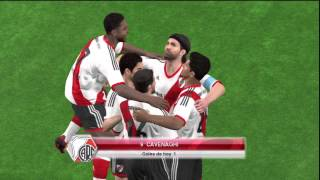River Plate vs Quilmes PES 2014 PS3