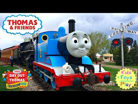 Thomas and Friends Day Out with Thomas 2017  Thomas the Tank Engine