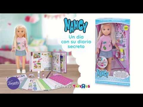 Nancy Un Dia De Diario Secreto En 20 Segundos Youtube