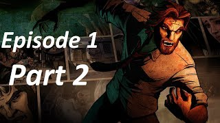 The Tweedle Brothers Are Loose In FableTown!!! - The Wolf Among Us - Episode 1 - Part 2