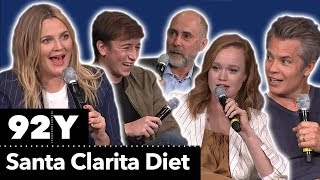 Netflix's Santa Clarita Diet Season 2 - Conversation with the Cast and Executive Producer