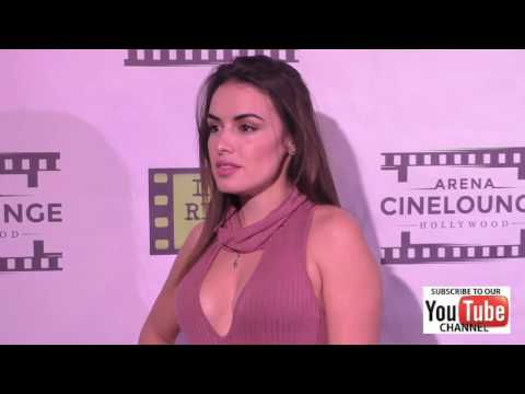 Vannessa Vasquez at The Boatman Premiere at Arena Cinema in Hollywood