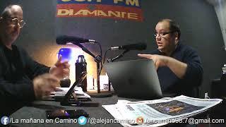Carlos Álvarez de IDATHA en La mañana en Camino (16-10-2019) MP3