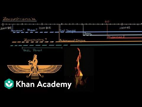 Zoroastrianism | World History | Khan Academy
