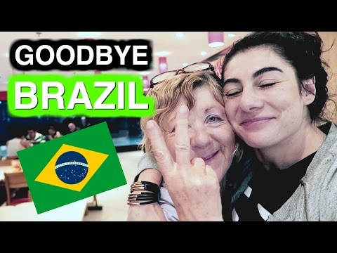 SAYING OUR GOODBYES... - TRAVEL VLOG 295 BRAZIL | ENTERPRISEME TV