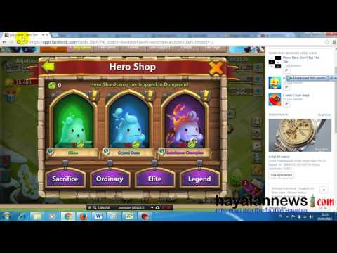 Game Castle Clash Di Facebook