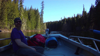 Wooldridge Alaskan Outboard Jet Yamaha 115 / 80