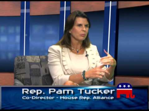 The People's View - Episode 091 - Pam Tucker - 08.29.13