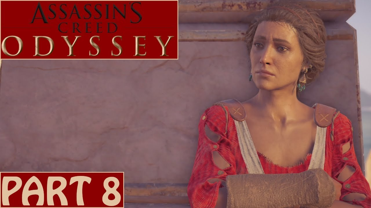 Assassin S Creed Odyssey Gameplay Walkthrough Part 8 Ps4 Pro No Commentary By Mrmanpacster