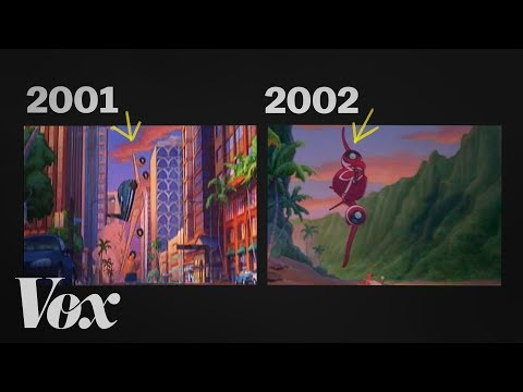 How 9/11 changed Disney's Lilo & Stitch