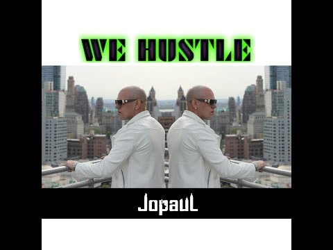White Pop Artist Gets Chased Out Of The Projects - We Hustle - JopauL