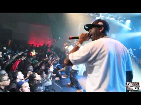 50 Cent Performs: So Disrespectful, Crime Wave, I Get Money   Performance  50 Cent Music