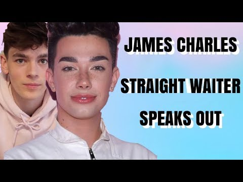 JAMES CHARLES ANOTHER Straight MAN SPEAKS OUT AGAIN thumbnail