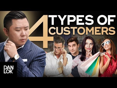 4 Types of Customers and How to Sell to Them - How To Sell H