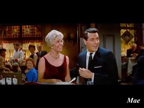 Doris Day, Rock Hudson and Perry Blackwell - Roly Poly