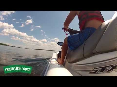 Grand View Lodge's Ride The Wake_Jetskis