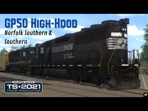 Train Simulator 2021: GP50 High Hood - N.S. & SOU |