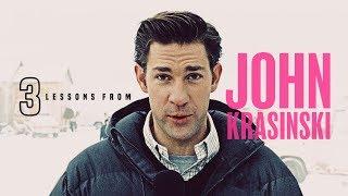 Lessons from a Newcomer: John Krasinski