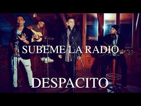 Subeme la Radio - Despacito (cover by Michael Gimenez, Santiago Peralta, Fabricio Ortiz)