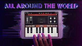 ATC - All Around The World (#Garageband Remake)
