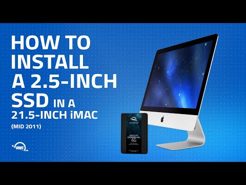 how to install ssd as secondary drive