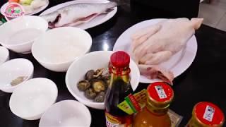 Học cách làm Gà Hầm Nấm Đông Cô tại Rosa, Biên Hòa, Đồng Nai
