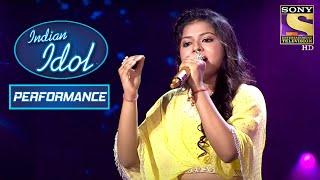 Arunita ने दिया 'Lag Jaa Gale' पे Melodious Performance   Indian Idol Season 12