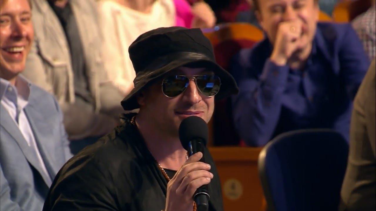 КВН Нагиев отжог на финальной речи