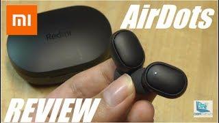 REVIEW: Xiaomi Redmi AirDots - Best Budget Wireless Earbuds?