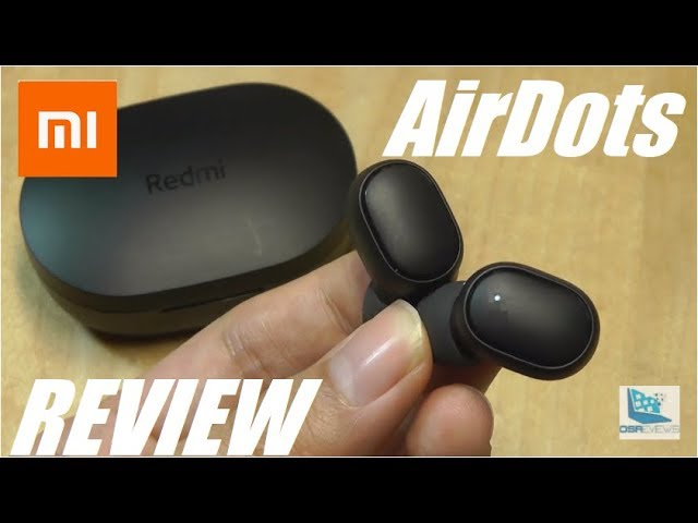 Review Xiaomi Redmi Airdots Best Budget Wireless Earbuds Youtube