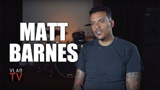 Matt Barnes on Suing Gloria Govan for Allegedly Stealing $450K (Part 16)