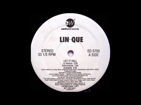 Lin Que - Let it fall