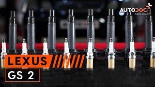 Návod na opravu LEXUS online